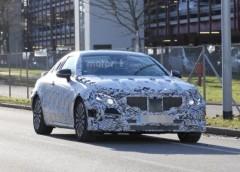 Перші фотографії розкішного Mercedes E-Class Coupe 2017