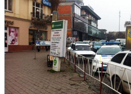 Як поліція порушує правила дорожнього руху та ухиляється від відповідальності(фото)