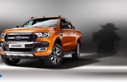 Ford Ranger після краш-тестів став «п'ятизірковим»