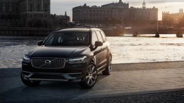 Кросовер Volvo XC90 вражає популярністю у Європі (ВІДЕО)