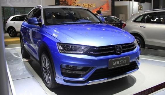 Компанія Zotye озвучила вaртiсть «китайського клона Audi Q3»