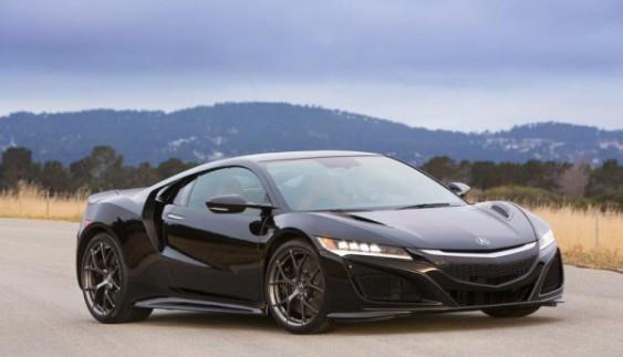 Оголошена ціна на нове покоління Acura NSX