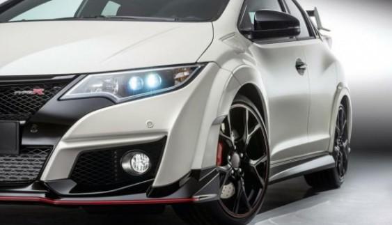 Новий Honda Civic Si 2017 отримає 230-сильний мотор