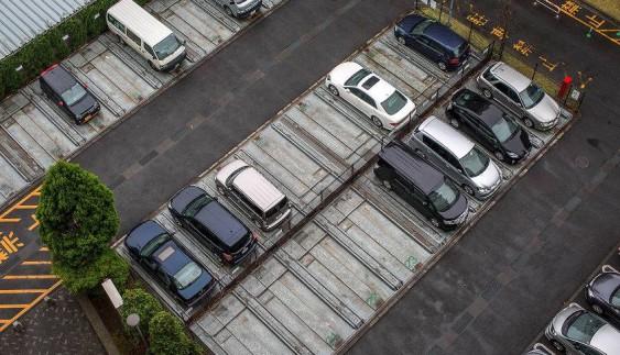 Є чому повчитися: культура автопаркування в Японії