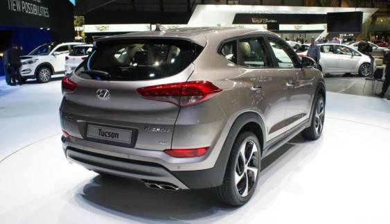 В Україні презентували новий Hyundai Tucson (ФОТО)