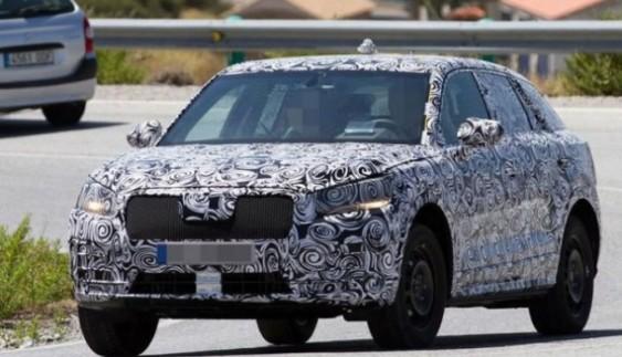 Audi почала зимові тести кросовера Q2