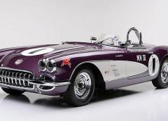 Уникальный Chevrolet Corvette 1959 продадут на аукционе
