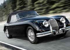 Редкий 1960 Jaguar XK150 продан за полмиллиона долларов