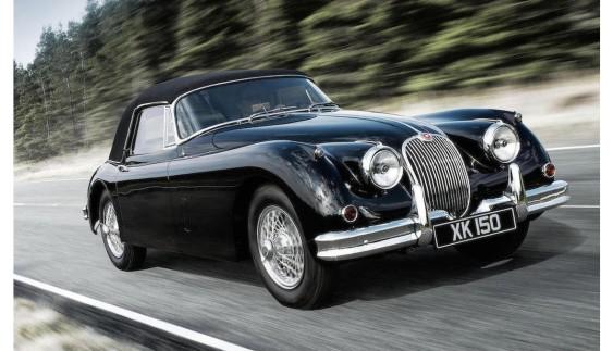 Рідкісний 1960 Jaguar XK150 продали за півмільйона доларів