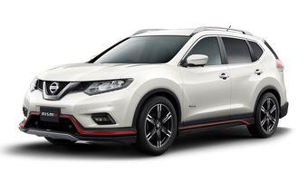 Nissan готує нову версію X-Trail