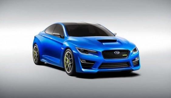 Subaru розробляє гібридну версію WRX STI