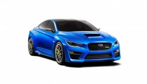 Subaru разрабатывает гибридную версию WRX STI