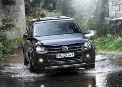 Новая информация об обновленном VW Amarok 2016