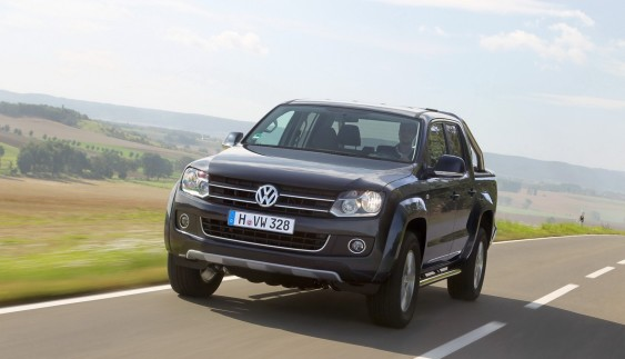 Нова інформація про оновлений VW Amarok 2016