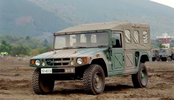 У Росії з'явився конкурент для Hummer (ФОТО)