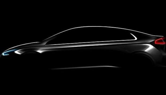 Новый Hyundai IONIQ будет доступен в трех вариантах