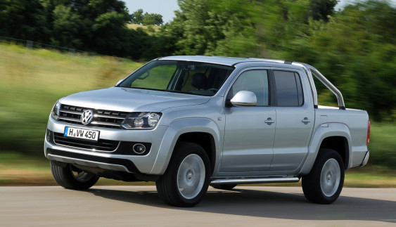Volkswagen Amarok нарешті оновиться