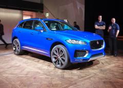 Названі українські цiни першого кросовера Jaguar