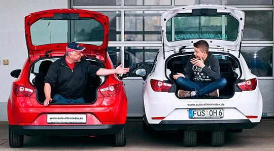 Німці придумали, як їздити на машині без прав