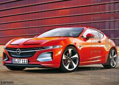Opel відродить легендарну модель