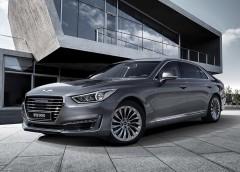 Представлено найрозкішніший автомобіль Hyundai (фото)