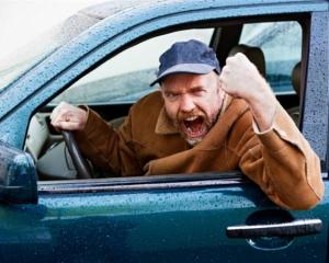 Як боротись з хамством на дорозі