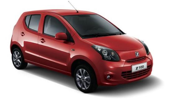 Які китайські моделі Zotye будуть продаватися в Україні