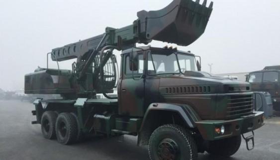 Випущено новий транспортний засіб на шасі КрАЗ