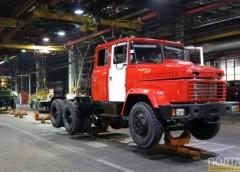 Підприємство на Полтавщині за місяць випустило більше ста автомобілів