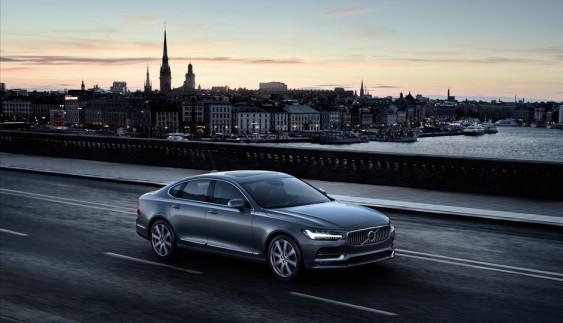Volvo виходить у сегмент преміальних седанів з S90
