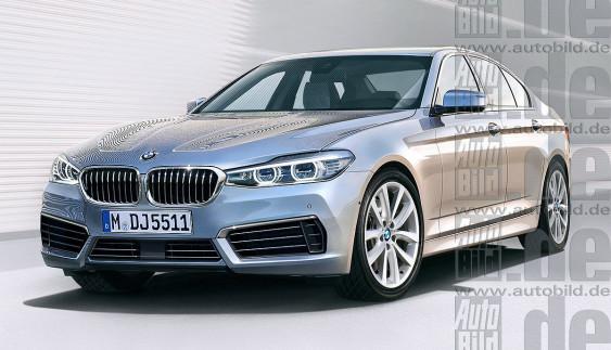 Розкрито перші подробиці про нову BMW 5-ої серії
