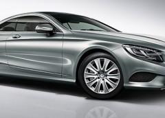 Купе Mercedes-Benz S-класу отримало початкову версію