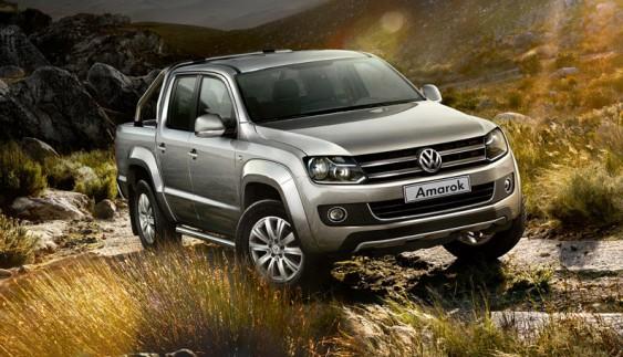 Простий тест-драйв Volkswagen Amarok: роботяга для українських реалій (відео)
