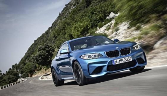 Відома дата дебюту нової BMW M2