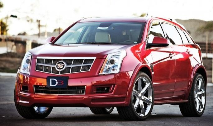 Cadillac-SRX
