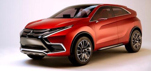 Mitsubishi покаже на автосалоні в Парижі новий концепт