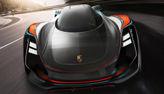 Показали удивительный дизайн будущего Porsche 911