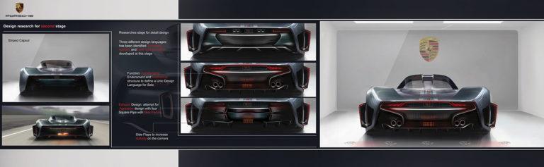 Porsche 911 Solo6