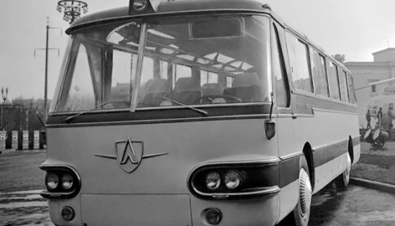 """Експериментальні міжміські автобуси """"Україна-1"""" та """"Україна-2"""""""