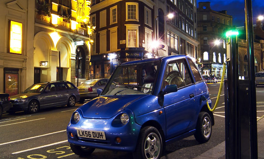 Франція створить електромобіль за $ 7000