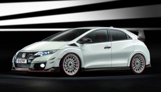 Презентували особливий варіант Honda Civic Type-R