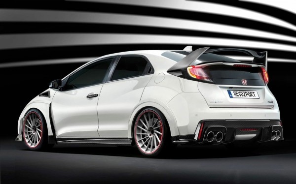 Revozport-Civic-R-with-wing-2