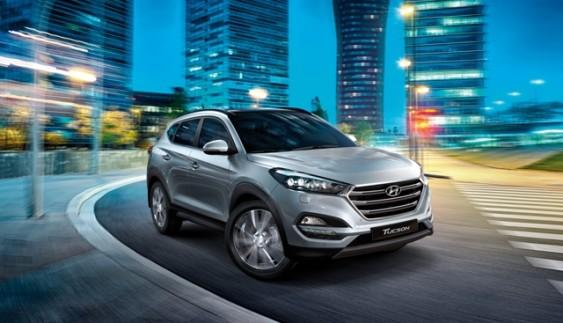 В Україні стартували продажі нового Hyundai Tucson 2016