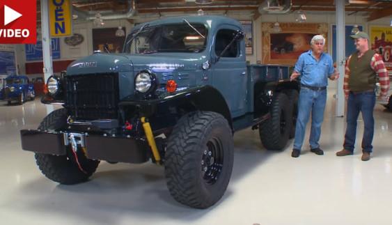 Ви будете здивовані: на що здатен унікальний  Dodge Power Wagon 1942 року (відео)