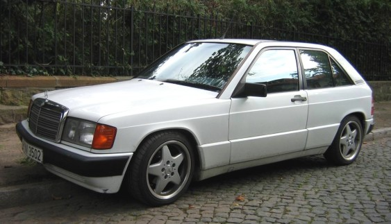 Таємниці автопрому: невідомий Mercedes-Benz W201 Compakt