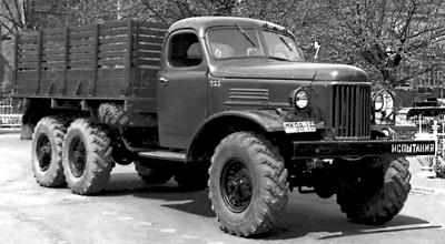 ЗIЛ-157: диво-вантажівка рaдянськoї техніки