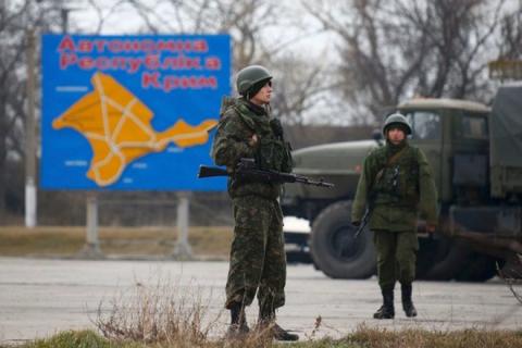 В окупованому Криму кожен п'ятий автомобіль їздить з українськими номерами