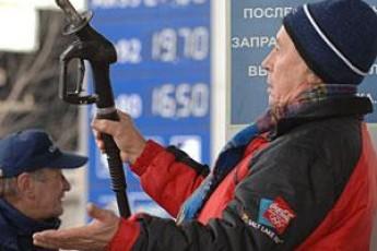 На українських АЗС знову дорожчає дизельне пальне