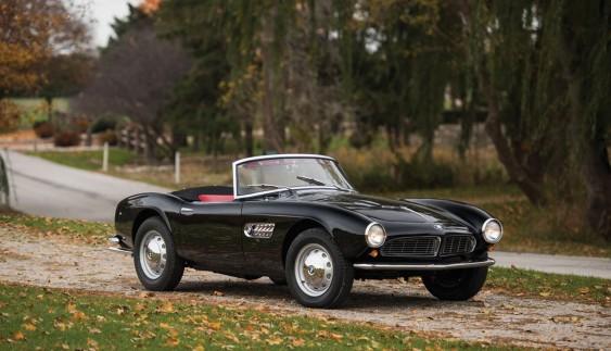 Рідкісний і найкрасивіший BMW може піти з молотка за $ 2.6 млн