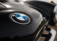 BMW загорілася на швидкості 192 кілометри на годину (Відео)